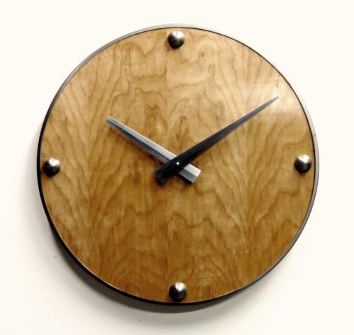 Donovan Deco Clock by Art Donovan (large view)