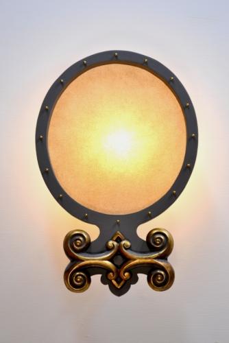 Perfume. wall lamp