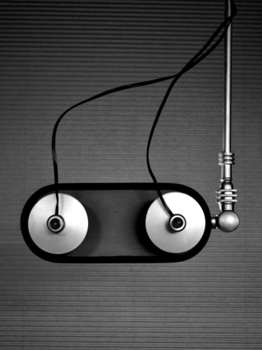 Teslagraff #2 Steampunk Pendant Lamp