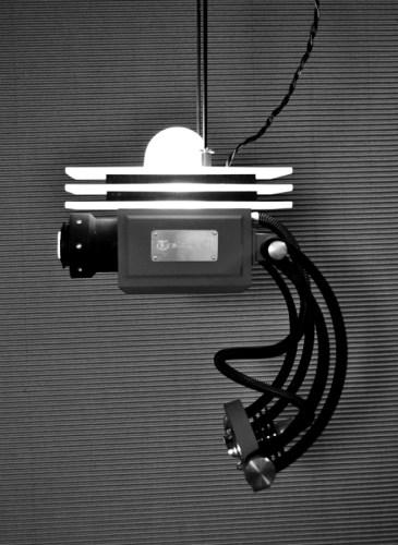 Teslagraff #3. Steampunk Pendant Lamp