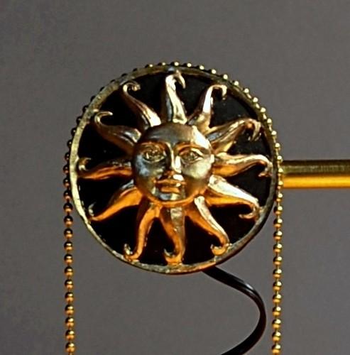 """""""Escargot"""" Sculptural Table Lamp"""