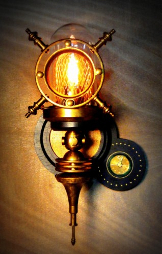 Parrish Carriage Wall Lamp- Variation
