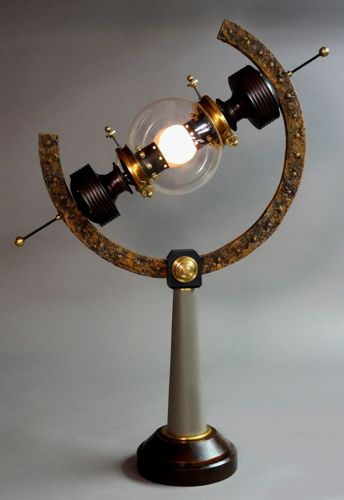 'Arc Light' table lamp