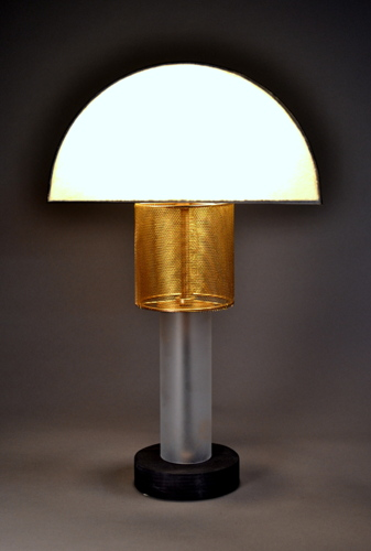 """""""petite arch"""" Accent table lamp by Art Donovan"""