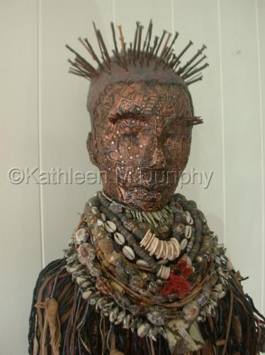 Nkisi by Kathleen M Dunphy