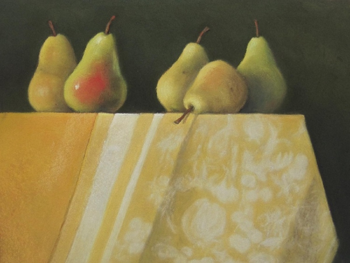 FIVE PEARS  (large view)