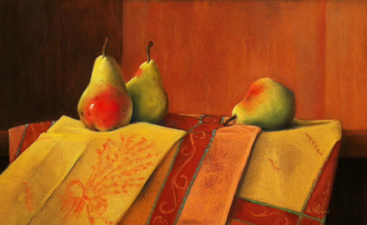THREE PEARS #2 (large view)