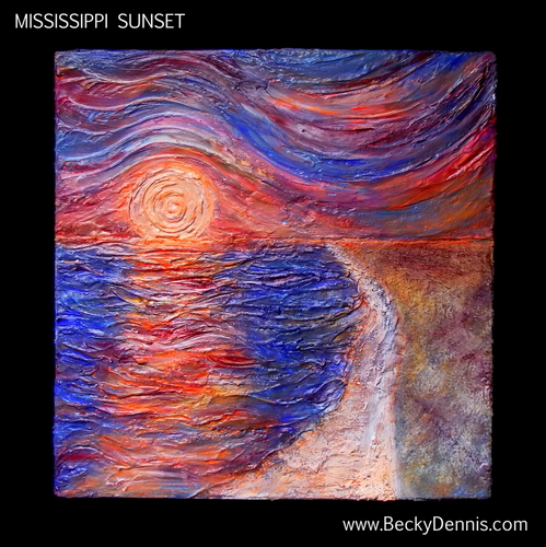 MISSISSIPPI SUNSET