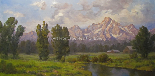 Summer On the Western Lowlands by Jeff Love