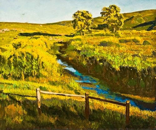 Meadow and Stream, Paso Robles