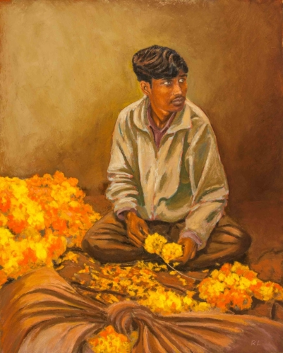 The Garland Maker, Jaipur