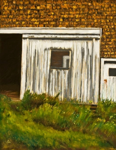 The Barn Door, Deer Isle