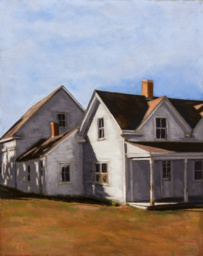 Farmhouse, Near Flye Pt., Maine