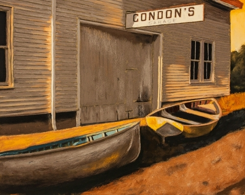 Condon's Garage, Bucks Harbor