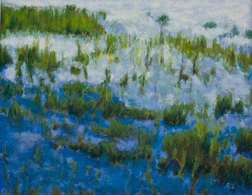 Tidal Grasses, Long Cove