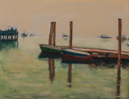 Harbor Mist, Lubec
