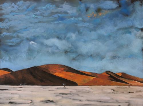 Namibia, Dunes # 4