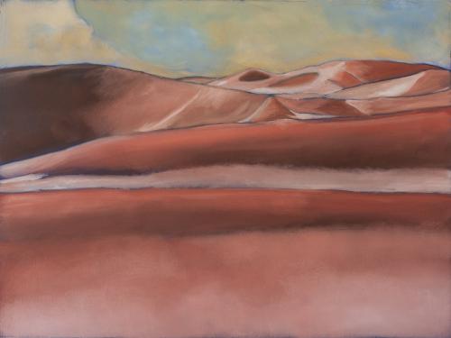 Namibia, Dunes #2