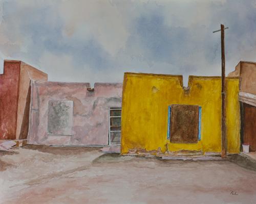 Pueblo #3 Santa Clara