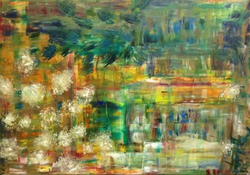 Cherished Bayou by www.artistlesliecom