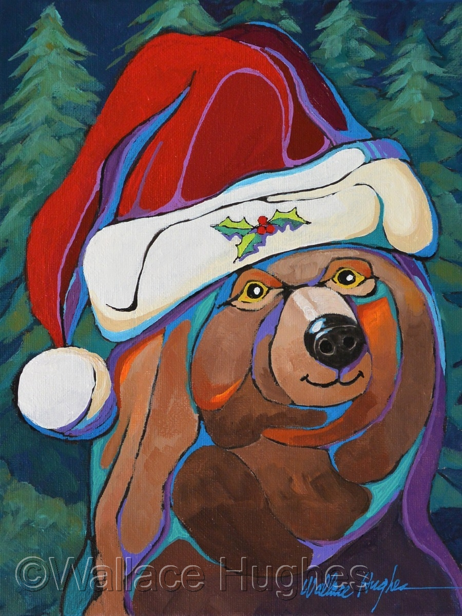 Beary Christmas (large view)