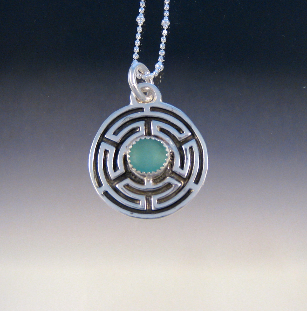 """P5435 - The A""""mazing"""" pendant (large view)"""