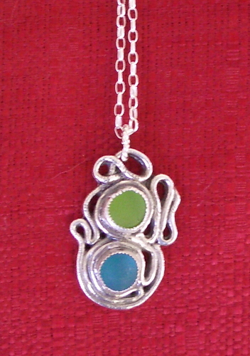 My Travel Channel Debut Pendant (large view)