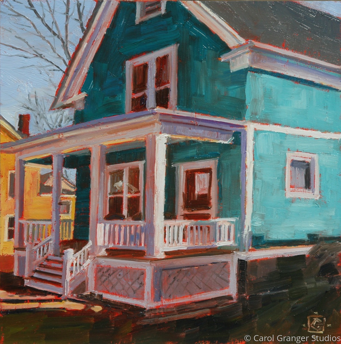 The Turquoise House (large view)