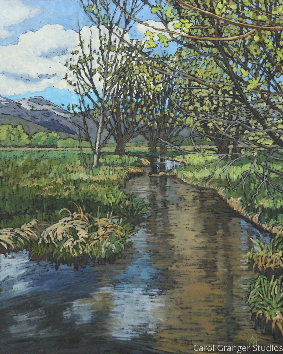 Spring In The Heber Vallley (large view)