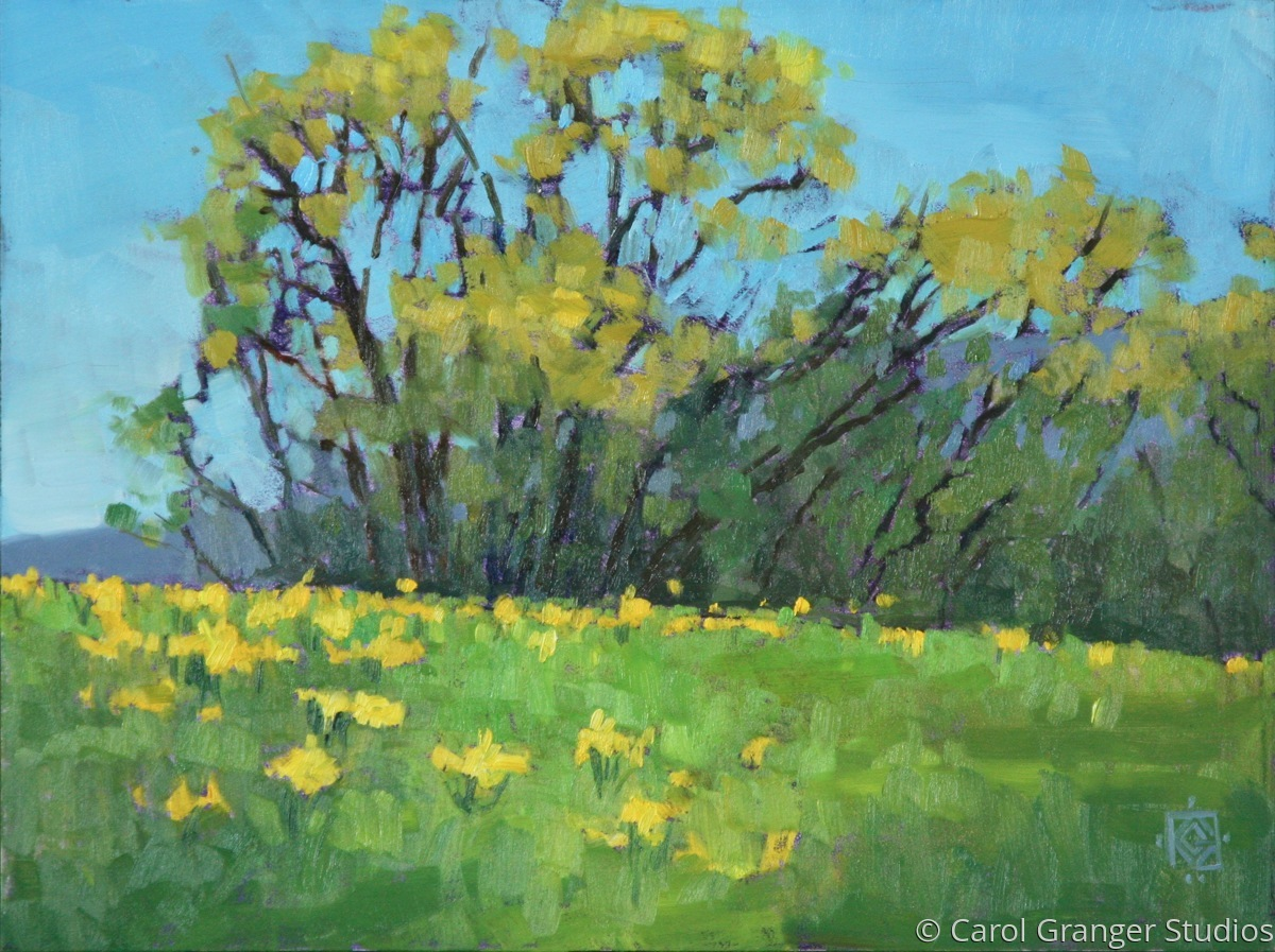 Golden Meadow (large view)