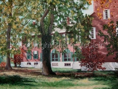 Shaker Trustee's Building