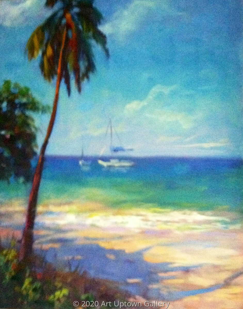 'Every Day with Boats' by Sorg (large view)