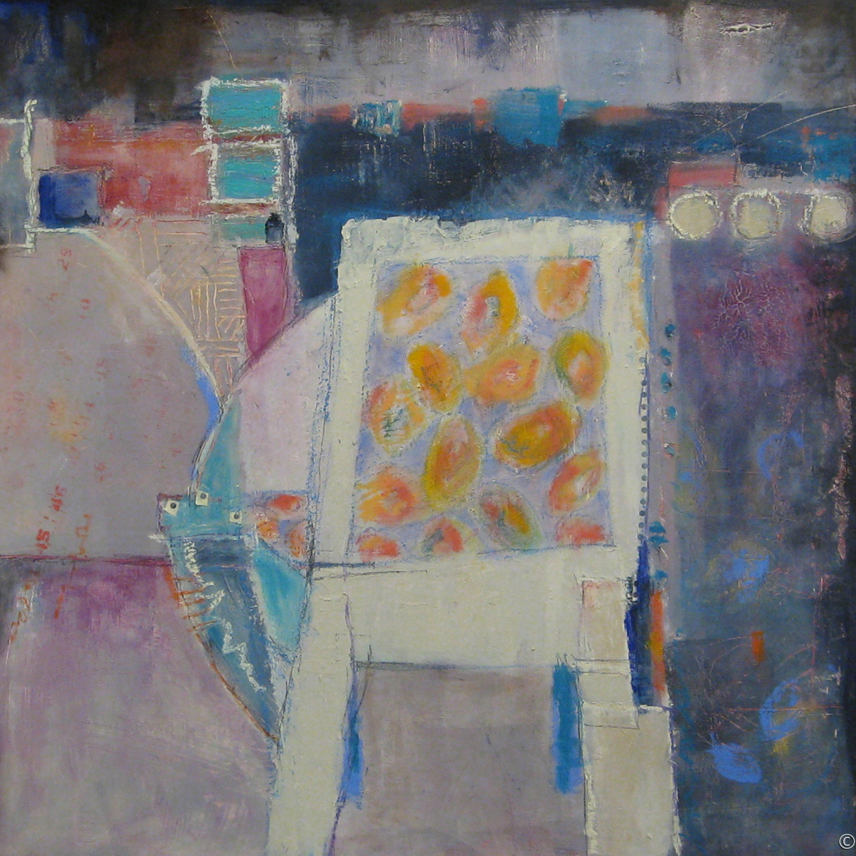 'MARIGOLD CHAIR' by Krasner (large view)