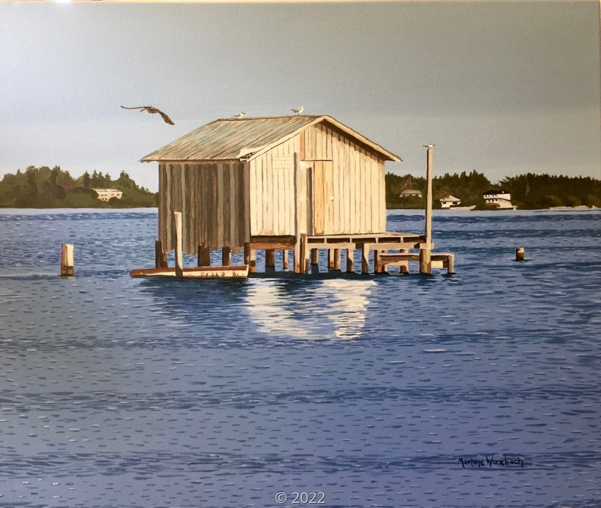 'Cortez Fish House' by Wurzbach (large view)