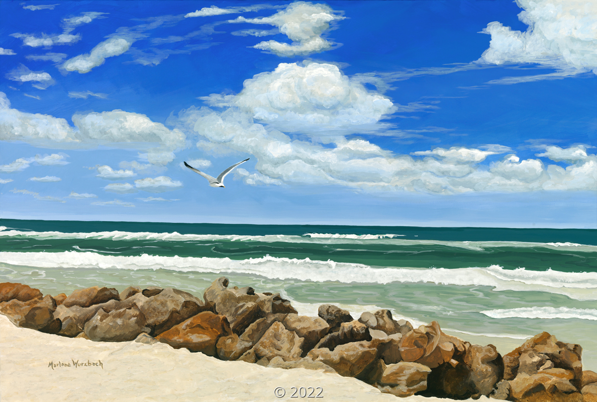 'Solo Flight' by Wurzbach (large view)