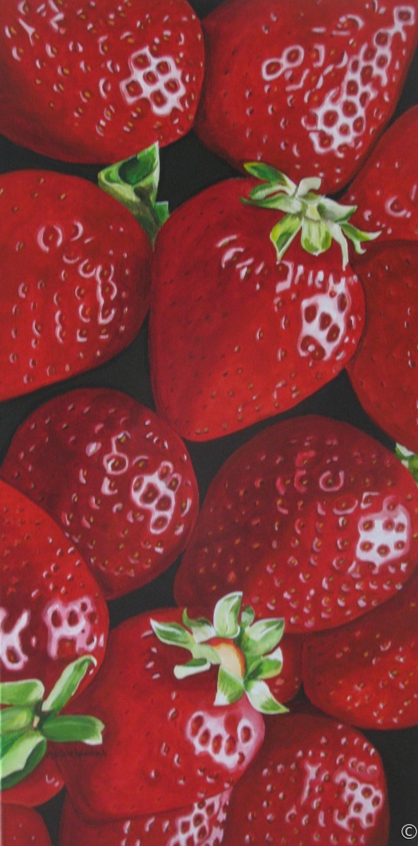 'Red & Ripe' by Wurzbach (large view)