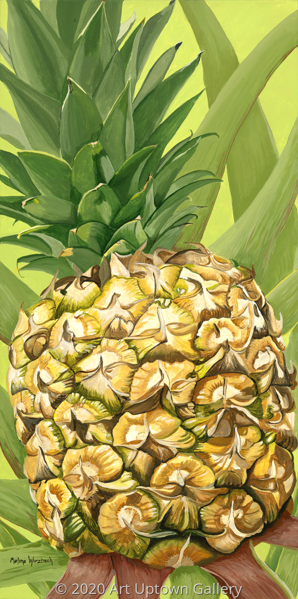 'Pineapple Passion' by Wurzbach (large view)