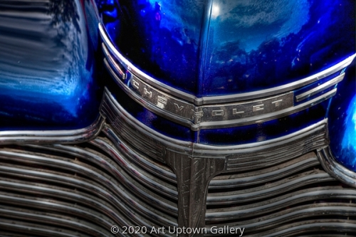'Chevrolet Grill' by Frank Bibbins