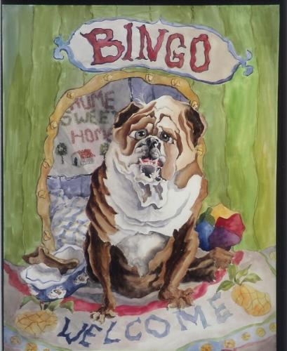 'Bingo' by J. Clark