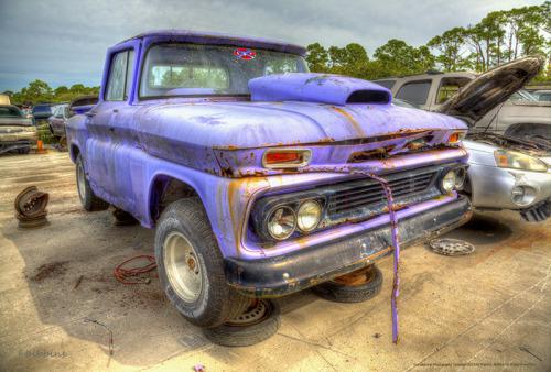 'Rust In Peace' by Bibbins