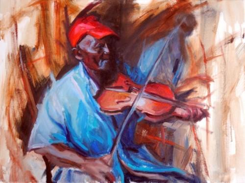 'Caribbean Fiddler' by Sorg