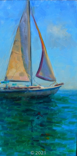 'Sail Away' by Sorg (large view)