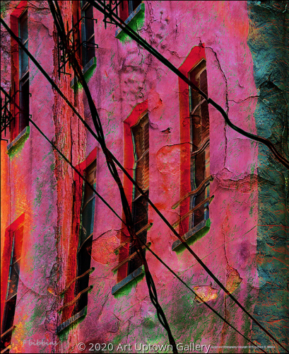 'Back Alley #2' by Frank Bibbins