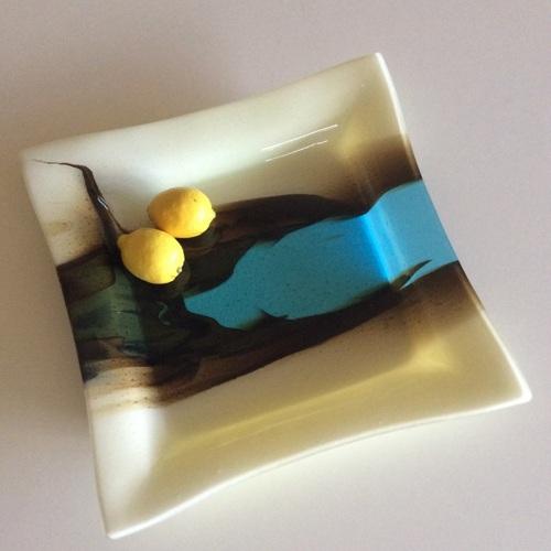 'Vanilla Aqua Platter' by Jensen