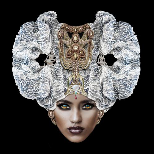'Mara's Maharani Hat' by Trostli