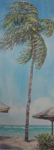 'Nevis wind' by Rust