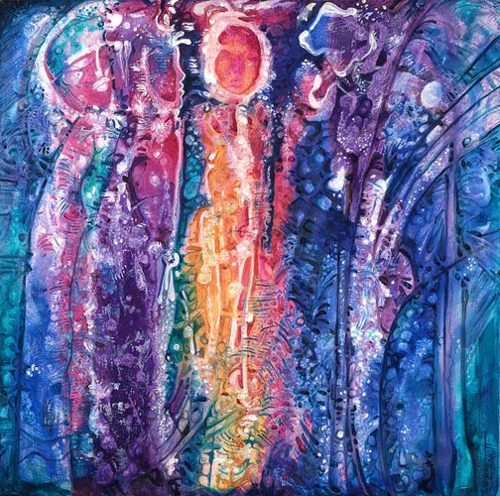 Whispering Spirits by Eleanor Merritt (large view)