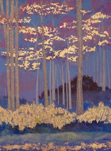 'Sentinels' by Moran