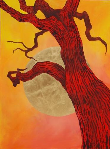 'Super Moon' by Moran