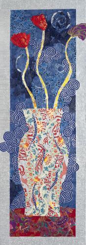 'Oriental Vase' by Mishner